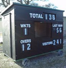 Junior Extended Scorebox Plywood